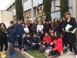 Intercambio a Toulouse 3º ESO