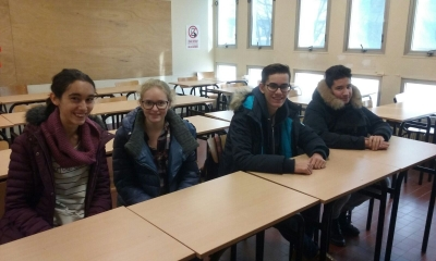 Intercambio Larga Estancia Toulouse 4º ESO
